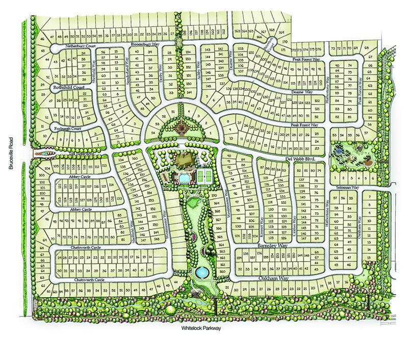 glenbrooke sitemap