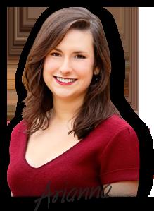 arianna headshot signature
