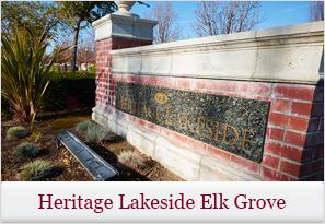 Heritage Lakeside Elk Grove