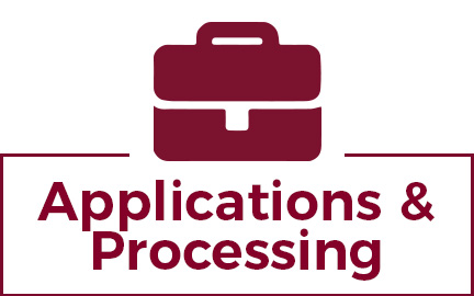 Applications Processing