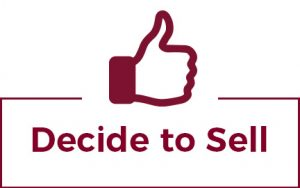 Decide to Sell