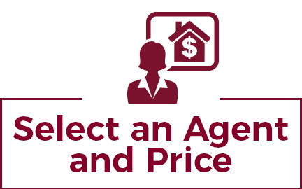 Select an Agent and Price
