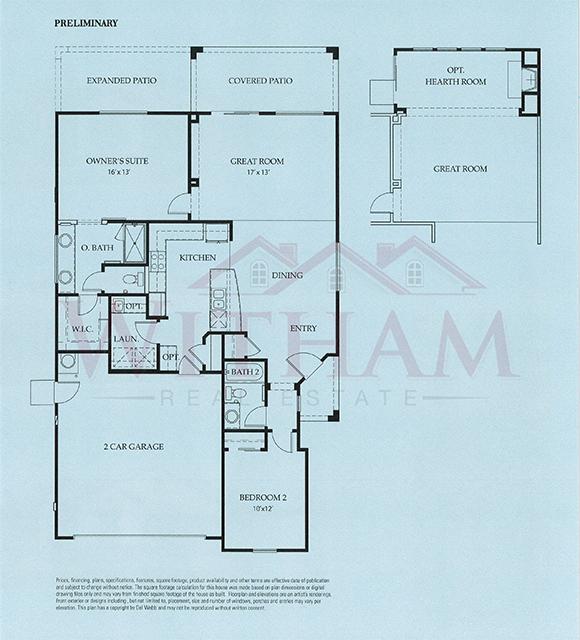bailey floor plan 2