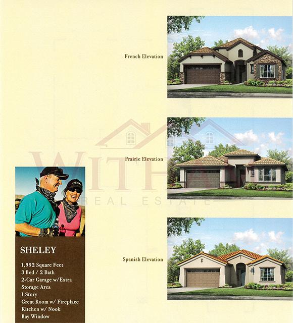 sheley floor plan