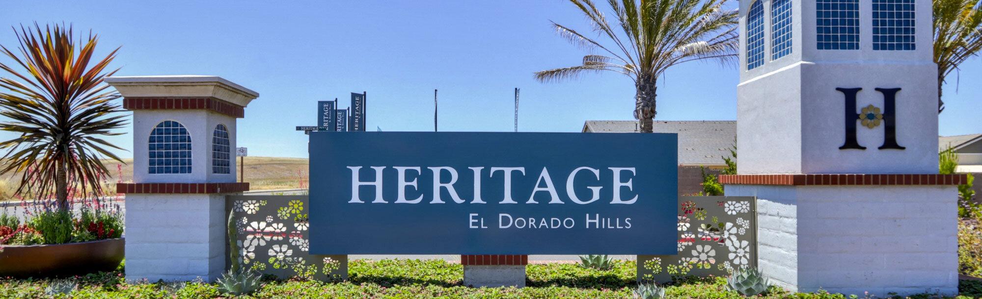 header heritage el dorado Hills