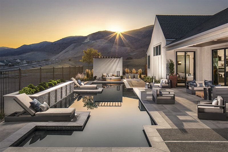toll brothers regency at folsom ranch homes for sale